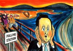 'CAMERON SCREAM' | From the 2012 UK election 'pasty tax' issue     ✫ღ⊰n