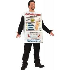 Condom Costumes for Halloween – Condom Depot Learning Center