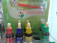 Essências Florais para animais
