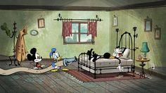 "<em>Mickey Mouse</em> ""Workin' Stiff."" ©2015 Disney Channel."