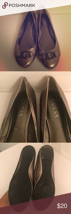 Guess chrome flats Guess Flats Guess Shoes Flats & Loafers