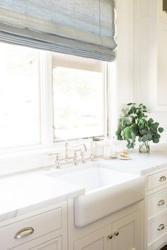 Streamlined traditional in our Mountainside Remodel Tour with lot's of before/afters! || Studio McGee