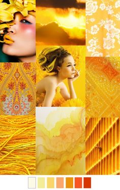 THE BEST EXOTIC MARIGOLD Fashion Colours, Colorful Fashion, Fashion Forecasting, Colour Pallette, 2015 Trends, Shades Of Yellow, Happy Colors, Color Stories, Mellow Yellow