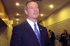 Former Governor O'Malley of Maryland announced Tuesday he will not run for Senate, a signal he is still running for president. Clinton's latest woes could give O'Malley hope.