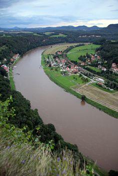 Elbe Valley, Germany