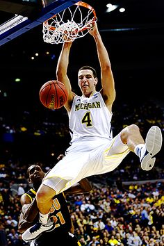 March MADNESS is MICHIGAN'S Mitch McGary!!!!!! M M M M M
