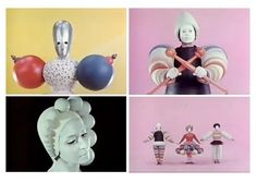 COSMIC MACHINE: Oskar Schlemmer//Triadic Ballet// [With video!]