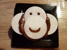 Affen-Muffins 5 Kids Meals, Good Food, Fun Food, Pudding, Breakfast, Desserts, Recipes, Kindergarten, Pasta