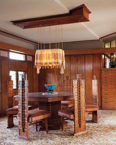 Hollyhock House - LA CA 1919-1921 Aline Barnsdall Frank Lloyd Wright (1867-1959)