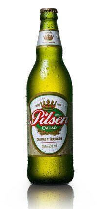 Pilsen Callao El sabor de la verdadera amistad. Nacida en 1863, Pilsen Callao es la primera cerveza producida en el Perú. Nos brinda el autentico sabor en su punto, el sabor tradicional de la cerveza. Ideal para compartirla en confianza y relajados con nuestros verdaderos amigos.  Pilsen Callao, más de 150 años reuniendo a los amigos de verdad.