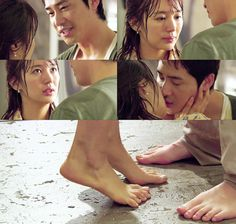 lie to me, one of the best kisses of any kdrama