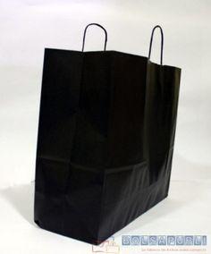 BOLSAPUBLI - Bolsas de papel impresas baratas