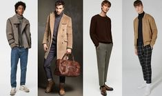 The 3 biggest trends in men's clothing for Celebrity Gossip, Mens Fashion, Lifestyle, Celebrities, Men's Clothing, Coat, Fitness, Jackets, Trends