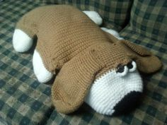 Crochet Pillow Pet Patterns | Posted by Joshlin at 9:58 AM