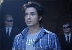 in his first movie i.e., Tere Bin Laden Ali Zafar was casted as ''Ali Hassan''