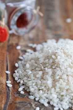 Arroz caldoso de marisco (rijst met zeevruchten)