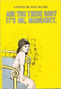 Pity any woman who had to suffer through puberty without this book on her shelf. Margaret is the 12-year-old everywoman, waiting for her first period and literally praying for breasts.