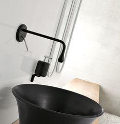 Gessi mitigeur lavabo mural complet Goccia 33685 (33686 + 33687 )€600