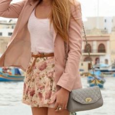 #Spring outfit  Spring outfit #fashion #Springoutfit  #nice   www.2dayslook.com