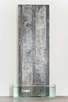 Senza titolo (Acquario) by Pier Paolo Calzolari