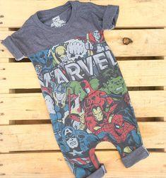 Image of Marvel Romper
