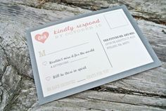 Wedding Invitation: Rustic and Modern California Arrows. $2.00, via Etsy.