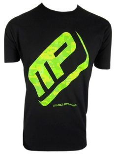MusclePharm MP Military T-Shirt (Black) - mma ufc gym training #MusclePharm #GraphicTee