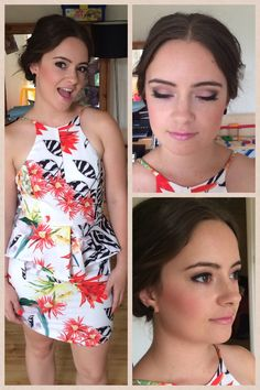 Beautiful special occasion makeup! www.makeupbyellen.com.au #makeupbyellen #makeup #beautiful #beauty