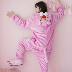 Adults Animal Pajamas Sets Cartoon Sleepwear Cosplay Zipper Women Men Winter Unisex Flannel Golden Monkey Pajamas Underwear & Sleepwears Women's Sleepwears