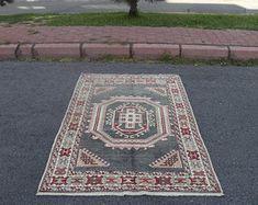 Vintage Turkish Carpets and Vintage Turkish Kilim by SILKROADRUGS Turkish Carpets, Turkish Kilim Rugs, Bohemian Rug, Etsy Seller, Handmade, Vintage, Decor, Hand Made, Decoration