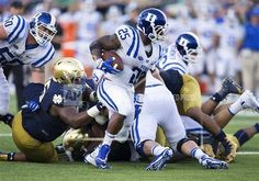 NCAA Football 2016: Duke vs Notre Dame SEP 24