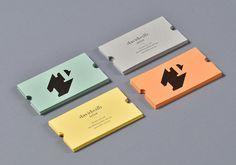 Business Cards Design Inspiration #008 | youandsaturation