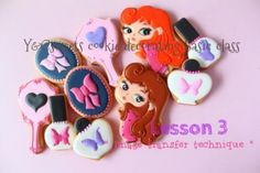 ◆Y&Csweets cookie decorating basic class◆ Lesson3