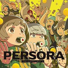 PERSORA -THE GOLDEN BEST 4-