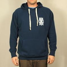 TJ's Men's Premium Hoodie - Swiss Navy £35.00