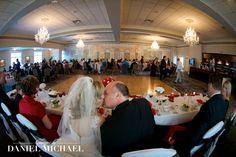 Manor House Wedding Reception
