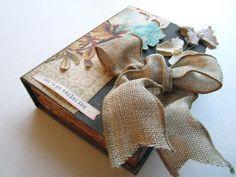 Paperiah:Great idea for a mini album, #papercrafts