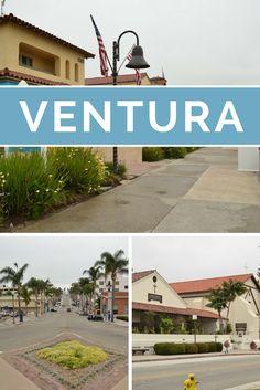 Ventura: Conhecendo a Cidade da Costa da Califórnia em Um Dia