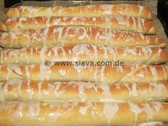 Fluffige Kifle auf Bosnische Art