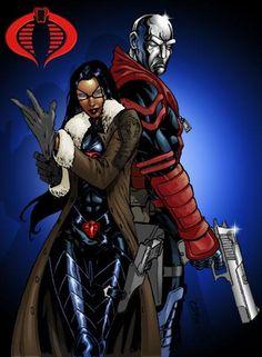 Baroness & Destro