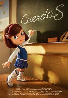 """La historia de """"Cuerdas"""" se basa en la amistad y la manera de jugar de los hijos del director Pedro Solís."""