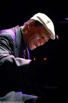Jazz pianist McCoy Tyner by Hans Speekenbrink