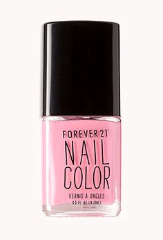 Flamingo Pink Nail Polish   FOREVER21 - 1000073836
