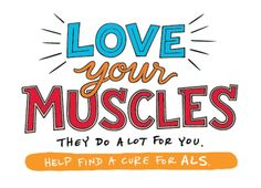 #loveyourmuscles