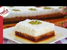 Kremalı ve yumuşacık tatlı tariflerinden biri olan, En Fazla Paylaşılan Şerbetli Ve Sütlü Tatlısını herkes denesin diye yapılışını sizlerle paylaşıyoruz. Alain Ducasse, Snickers Cheesecake, Middle Eastern Recipes, Vanilla Cake, Tart, Food And Drink, Cookies, Desserts, Youtube