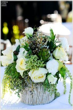 pretty arrangement by GREGORIA