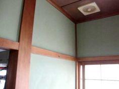 大阪・堺 戸建て住宅・和室の砂壁リフォーム(塗り替え)。