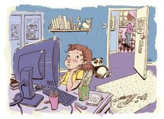 Internet and kids
