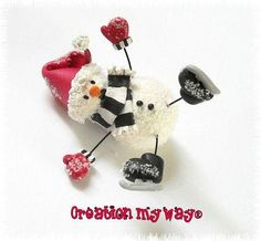 by creation my way from polymer clay