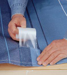Incom Awning Repair Tape repairs vinyl or canvas-type awning materials.